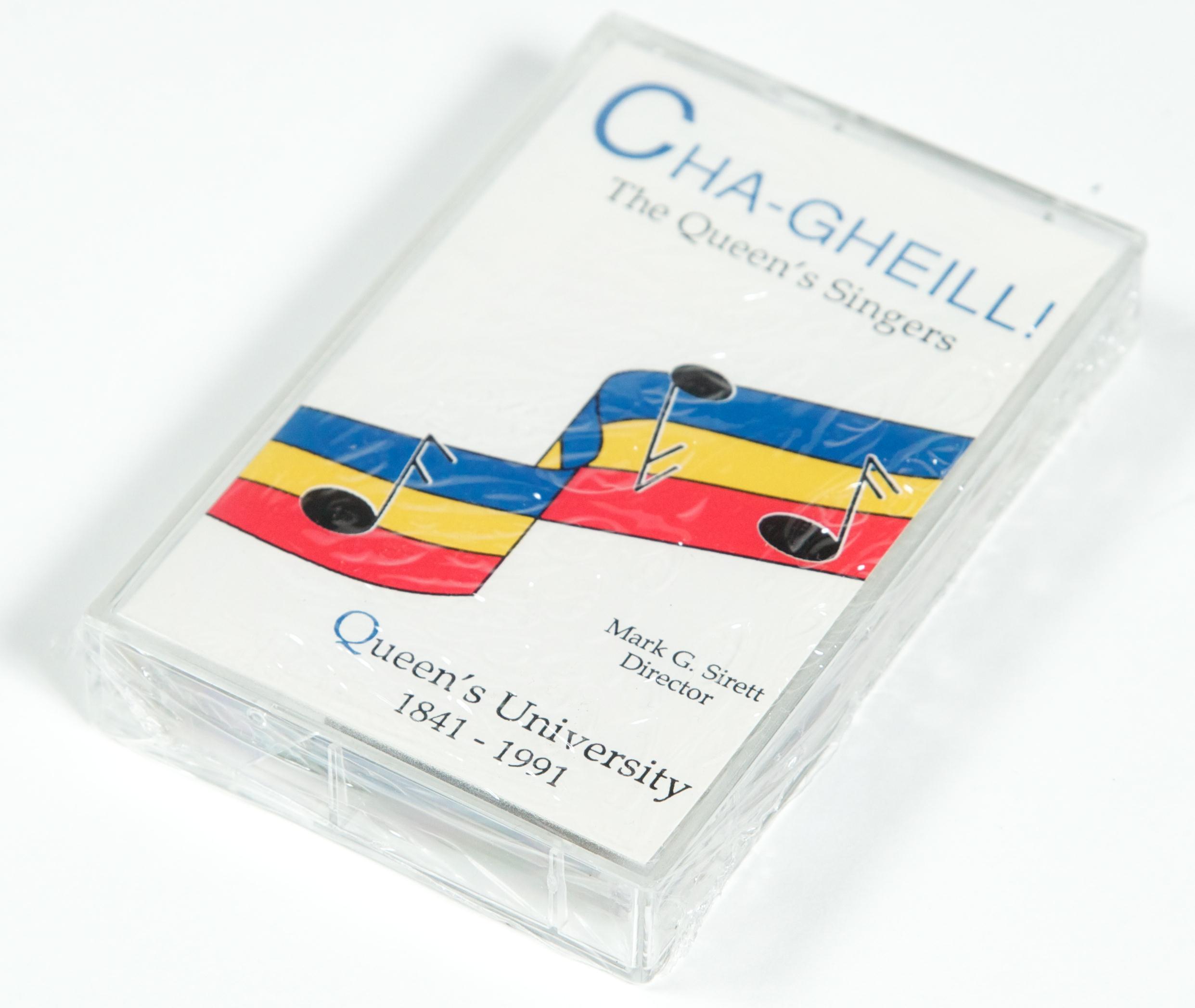 Queen's Singers Cassette Tape image