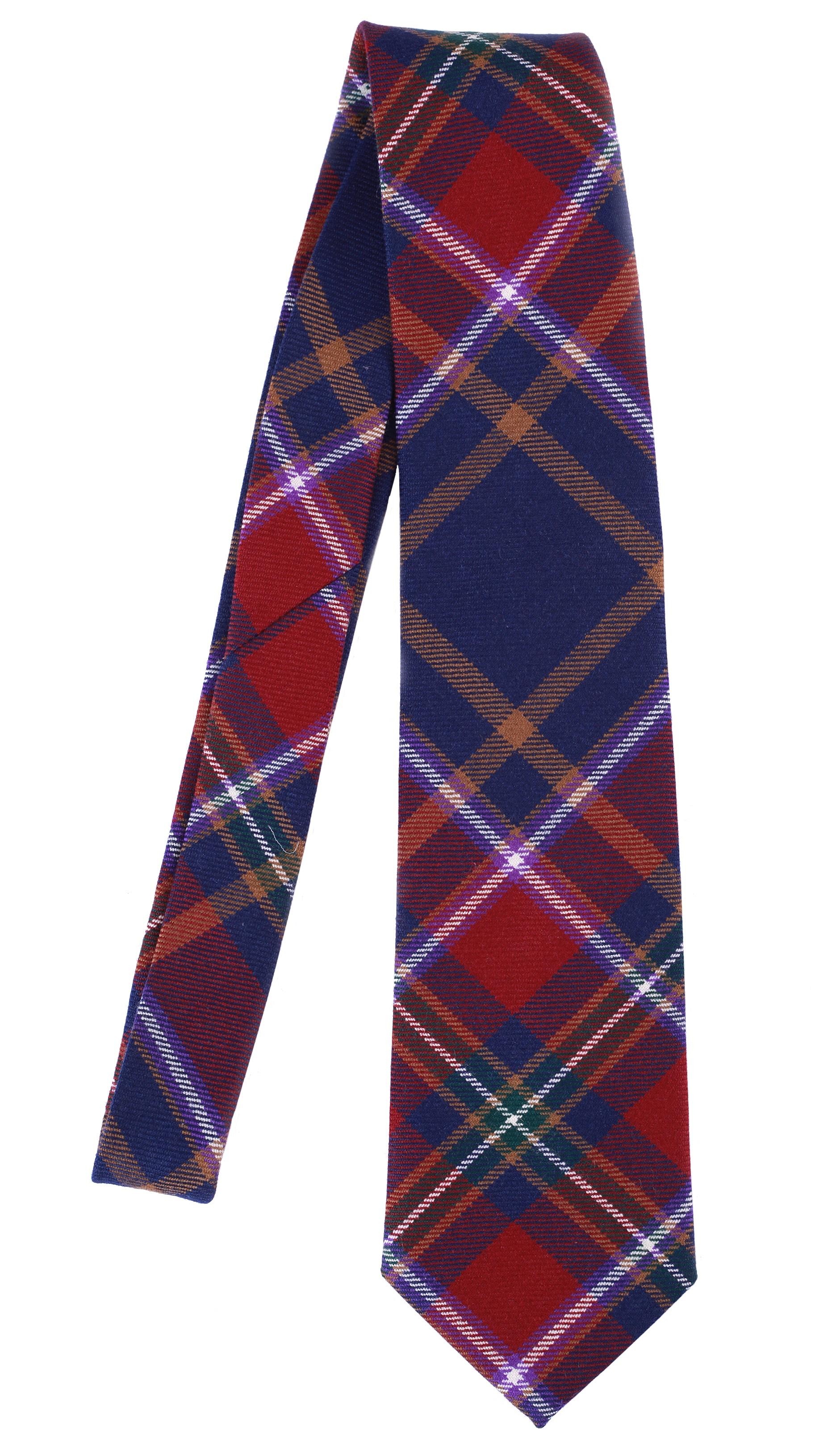 Queen's Tartan Necktie image