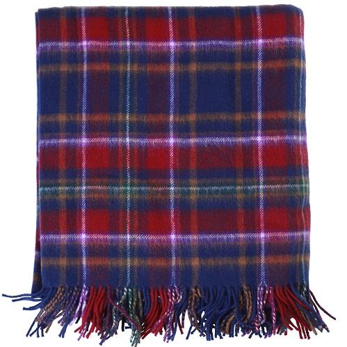 Queen's Tartan Blanket image